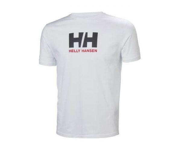 helly hansen logo tshirt