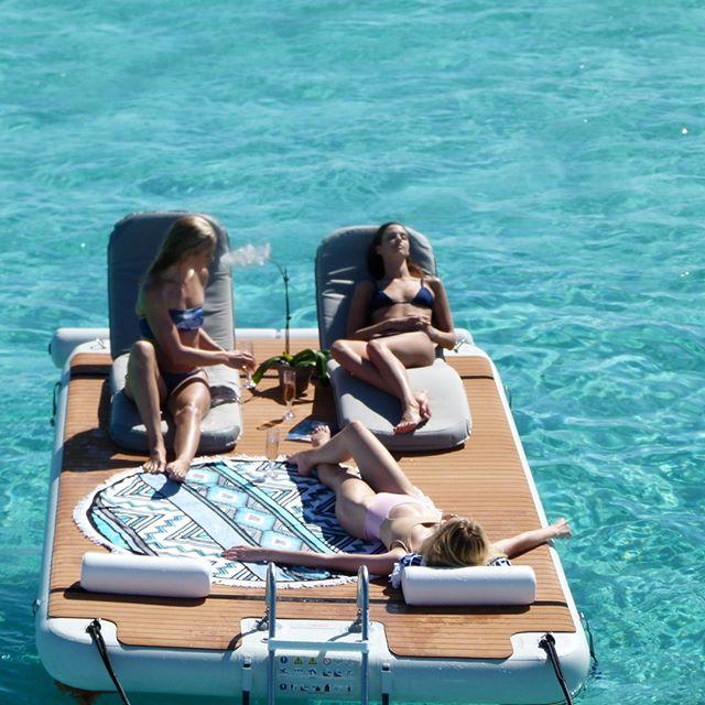 nautibuoy marine platform